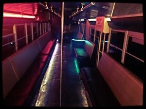 Austin TX Party Bus