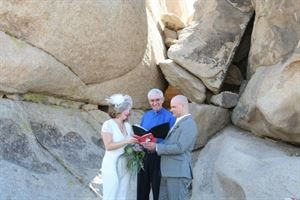 Joyful Weddings & Marriages - Joshua Tree