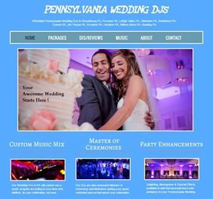 Pennsylvania Wedding DJs - Allentown PA