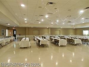 Earlysville Fire Department Banquet Hall