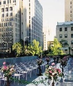 Kern Terrace and Sculpture Garden, The Museum Of Contemporary Art, Chicago