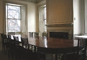 Conference Room, Portland Museum of Art, Portland
