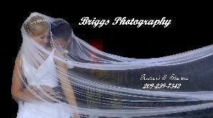 "Briggs Photography, Manteca — With Richard and Shawna photographing your wedding, you get a combination of styles and visions from two points of view, male & female.   While working unobtrusively, we are best known for our style, natural, spontaneous, photojournalistic  impressions, and keeping the ""must get poses"" time minimized, so you will not be taken away from your guest all day for pictures. This allows you more time to enjoy the wedding and still receive beautiful memories for your day.  Richard's sense of humor and easy-going personality makes every moment for you easy and totally stress-free."