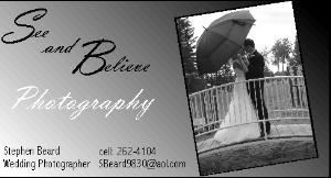 See & Believe Photography