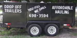 Affordable Hauling Dumpster Rental Pinellas Fl