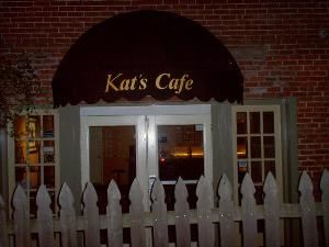 Kat's Cafe, Atlanta — Cozy music lounge nestled in the heart of Midtown