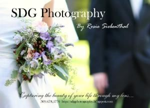SDG Photography By Rosie Siebenthal