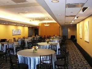 The Common (prefunction area), Back Bay Events Center, Boston