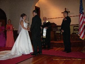 Tulsa Marriage Vows, Tulsa — Church Wedding in Nebraska 2007