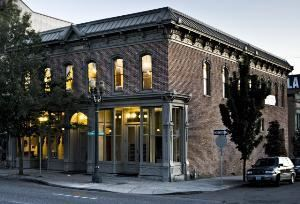 Architectural Heritage Center, Portland — Architectural Heritage Center is located in the authentically renovated historic West's Block Building(1883).