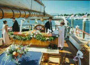 Wedding Area, Mystic Whaler, New London