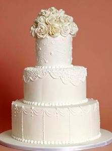 Bakery Boutique, Little River — Custom designer wedding cakes available