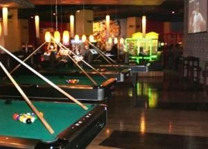 Billiards Lounge, Jillian's Universal City, Universal City