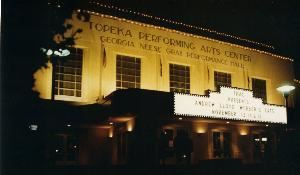 Topeka Performing Arts Center