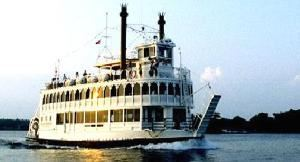 The Island Queen, Kingston 1000 Island Cruises, Kingston — The Island Queen