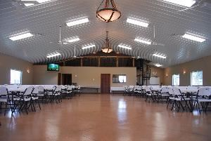 The Red Rooster Reception Hall, The Red Rooster Reception Hall, El Dorado