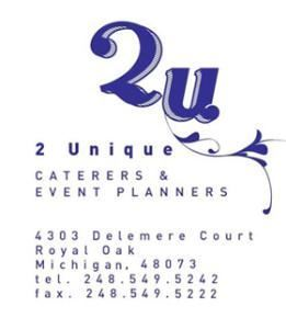 2Unique Catering & Event Planning