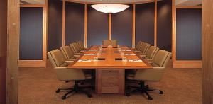 West Windsor Boardroom, Hyatt Regency Princeton, Princeton — West Windsor Boardroom