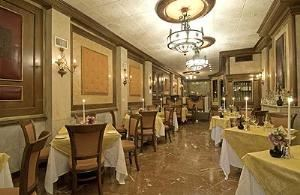 Dining Room, La Famiglia Ristorante, Philadelphia — La Famiglia is a true Renaissance masterpiece, serving guests classics Italian cuisine in an elegant and refined setting. The Sena family blends an inspired menu, exquisite wines and flawless service to create the most distinctive dining experience in Philadelphia.