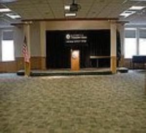 Function Room, USM's Lewiston-Auburn College Conference Facilities, Lewiston