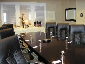 Executive Boardroom, Holiday Inn Express Albany - Downtown, Albany