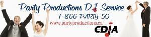 Party Productions DJ Service