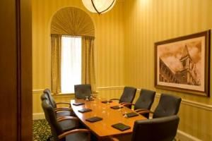 Staunton Board Room, Stonewall Jackson Hotel & Conference Center, Staunton — Comfortable Board rooms