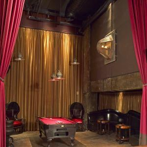 The Game Room, The Edison, Los Angeles