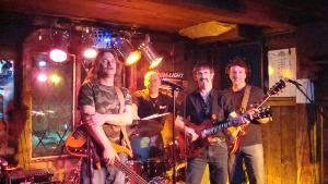 The Night Rockers, Saco — The Night Rockers are your ultimate band, for bars, clubs, parties, and private functions, weddings, and special events.  Check our schedule out on the web, and come experience the music!!!!