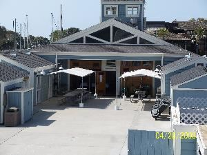 Boathouse, OC Sailing and Events Center, Dana Point