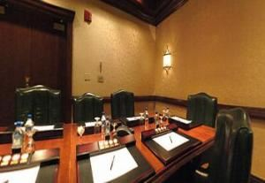 Boardroom, Boca Raton Marriott at Boca Center, Boca Raton — We have event facilities to meet your every need.