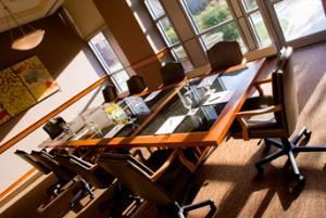 Edward Pennell Brooks Boardroom, Le Meridien Cambridge, Cambridge — Edward Pennell Brooks Board Room
