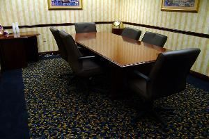Clearwater Room, Hampton Inn Tampa/Rocky Point-Airport, Tampa — Board Room