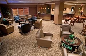 Rewards Club Room, Hotel Pere Marquette, Peoria