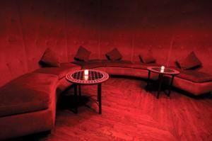 Elptical Room, Sutra Lounge NYC, New York — Eliptical Room