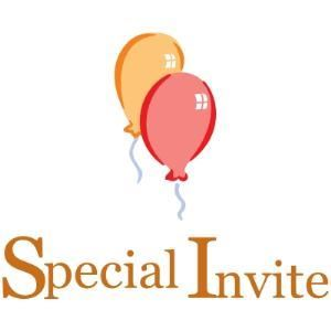 Special Invite Event Planning & Management