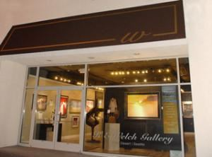 R E Welch Gallery, Seattle