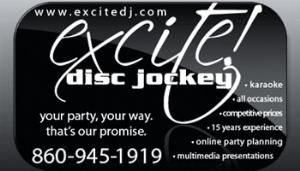 Excite! Disc Jockey Entertainment, Watertown