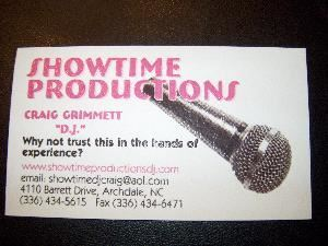 Showtime Productions
