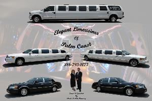 Limos in Daytona Beach By Elegant Limousines