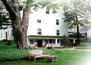 Old Drovers Inn, Dover Plains — Old Drovers Inn- outside front view,