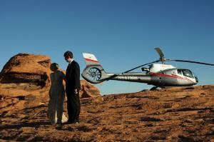 Maverick Hellicopter Weddings
