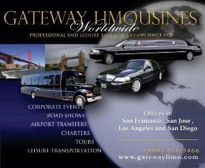 Gateway Limousines, San Francisco