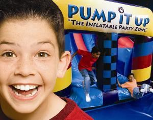 Pump It Up Of Fresno-Madera, Madera — Private Birthday Parties, Special Events, Field Trips, Team Events, Corporate Team Building and more!