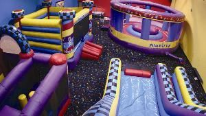 Party Arena A, Pump It Up Of Fresno-Madera, Madera
