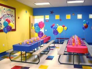 Partyroom A, Pump It Up Of Fresno-Madera, Madera