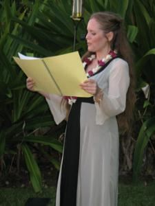 Heather Kotoks Ceremonies