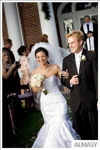 Eventfully Yours, Orlando — Jessica and Brett's December 2007 wedding was featured in Weddings Unveiled Magazine!