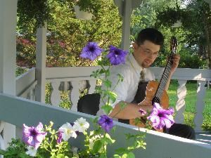 Scott Daggett classical Guitarist, Chepachet — Add a touch of elegance to your wedding or special event.