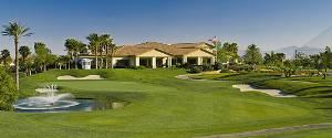 Clubhouse, Sierra Lakes Golf Club, Fontana — Country Club style clubhouse with outdoor wedding gazebo adjacent to our spacious and wonderful ballrooms.